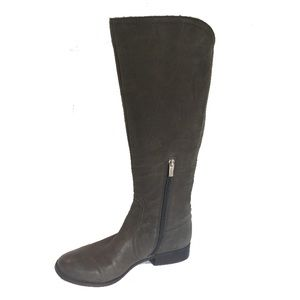 Jessica Simpson Leather Knee Boots